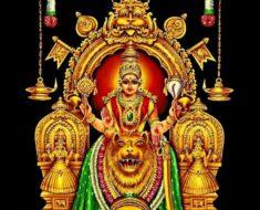 கொல்லூர் மூகாம்பிகா அம்மன் கோவில் சிறப்புகள்
