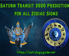 Saturn Transit 2020 Predictions for all Zodiac Signs