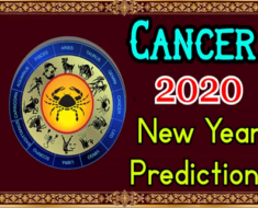 Cancer 2020 New Year Predictions