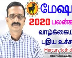 மேஷம் 2020 பலன்கள்: வாழ்க்கையில் புதிய உச்சம்