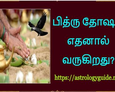 பித்ரு தோஷம் எதனால் வருகிறது?