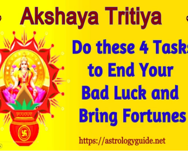 Akshaya Tritiya Do these 4 Tasks to End Your Bad Luck and Bring Fortunes