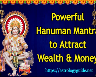 Powerful Hanuman Mantra to Attract Wealth & Money