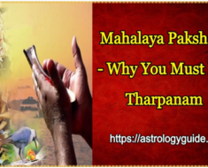 Mahalaya Paksham - Why You Must Do Tharpanam